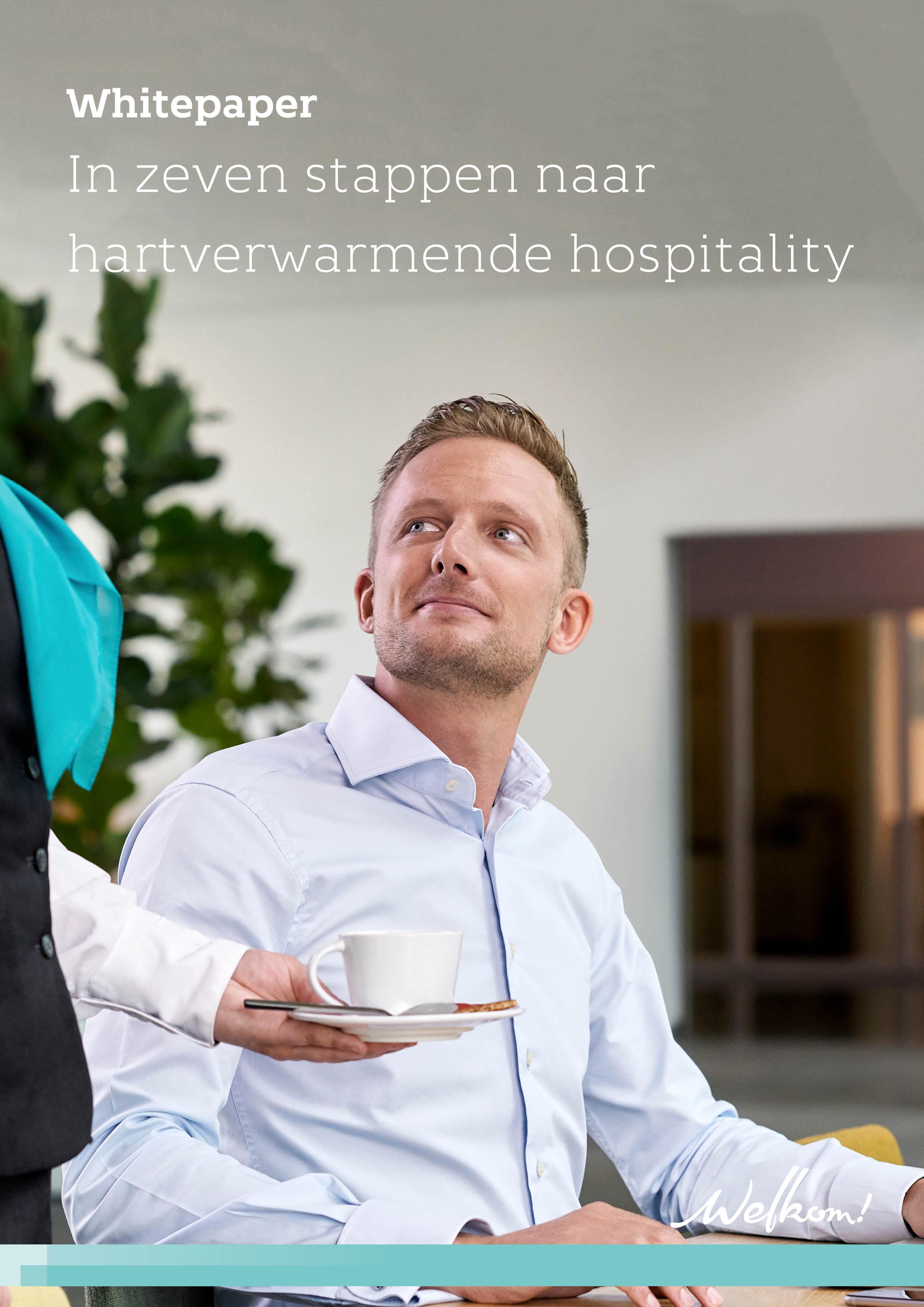 Welkom Whitepaper - In 7 stappen naar hartverwarmende hospitality